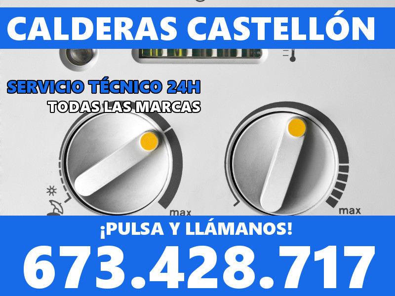 reparacion calderas castellon