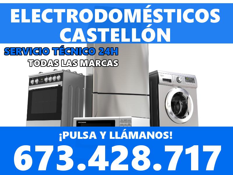 reparacion electrodomesticos castellon