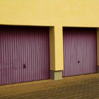 La importancia de elegir bien las puertas de garaje y las auxiliares