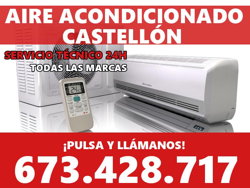reparacion aire acondicionado castellon