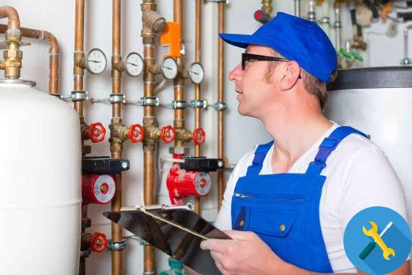 revisión obligatoria de calentadores de gas Castellón